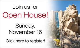 King's College - Fall Open House