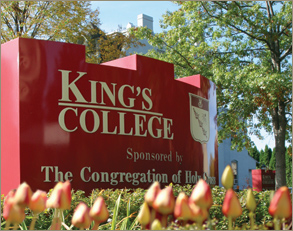 King's College - Summer Course Offerings