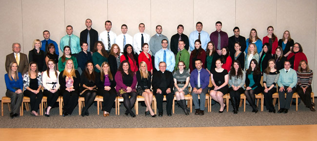47 King's Education Program Participants Begin Student Teaching