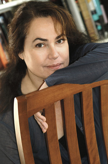 Novelist Amy Bloom will read excerpts from her work on Oct. 22 at King's College.