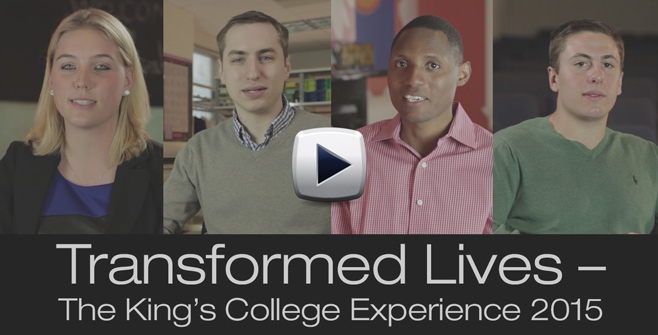 King's College - Transformed Lives