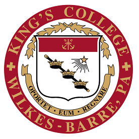King's College Seal - English Version