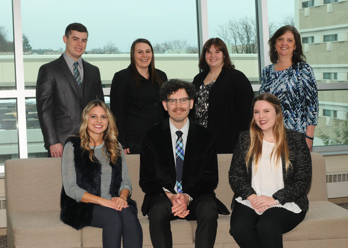 Seven Inducted to King's Chapter of Adult Student Honor Society