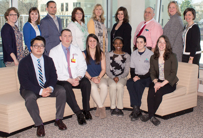 King's PA Program hosts annual NECPA IPEC Collaborative Care Summit