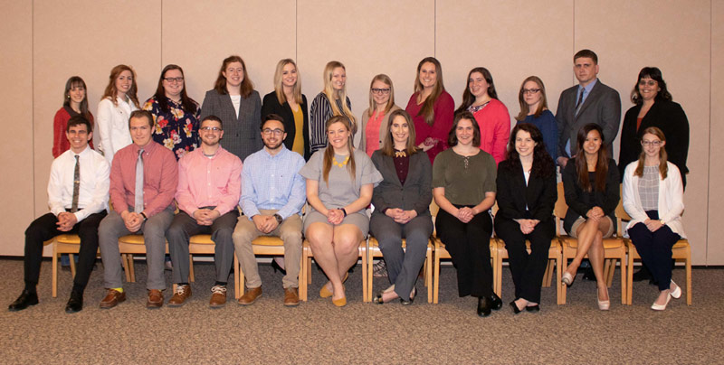 King's Students, Faculty Members Inducted to National Catholic College Honor Society