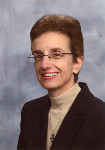 Ilia Delio, O.S.F., Connelly Chair in Christian Theology, Villanova University