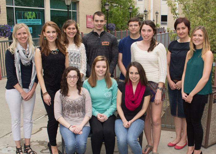 King's students participate in short-term  study abroad experience in Eastern Europe
