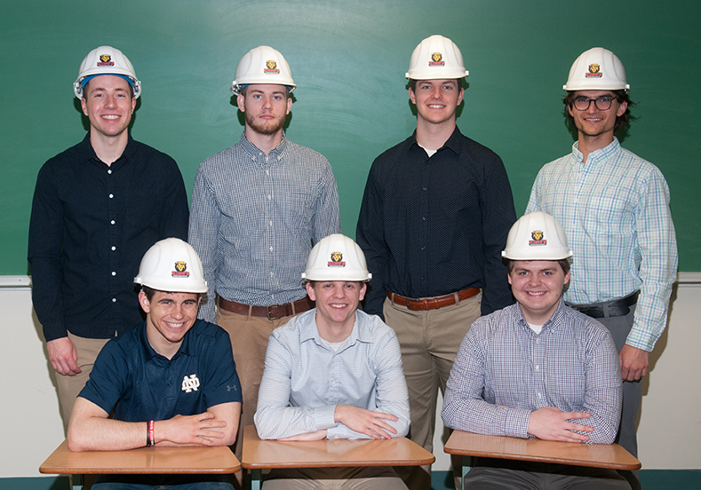 King's College Students to Continue Engineering Studies at University of Notre Dame, Washington University
