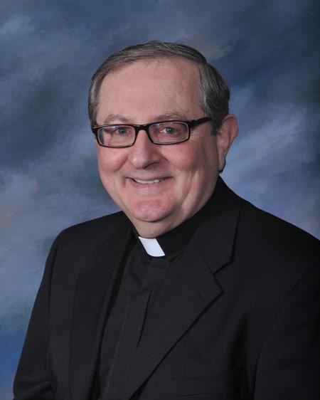 Rev. Jack Ryan, C.S.C., president, King's College