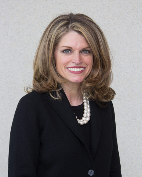 Kristin Fino, associate vice president for human resources at King's College