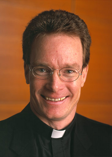 Father Kevin FitzGerald, S.J.
