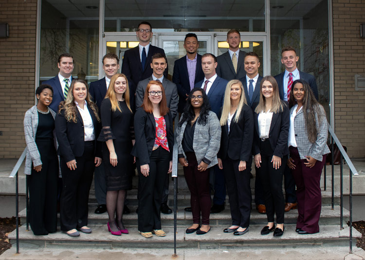 King's Students Travel to Washington, D.C., for Annual Career Day