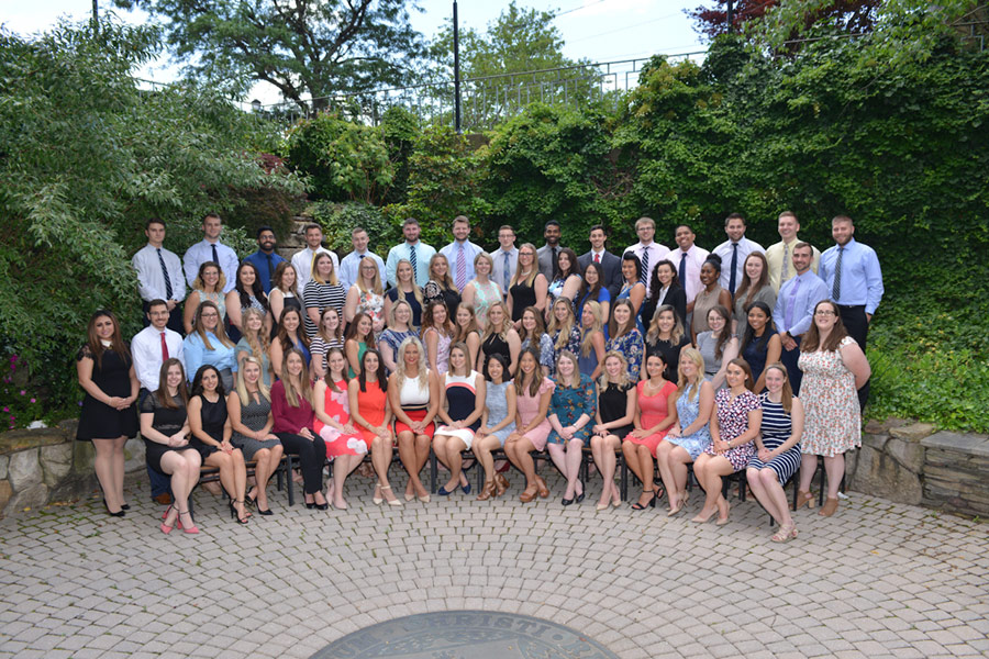 Sixty-six Students Receive Master's in Physician Assistant Studies