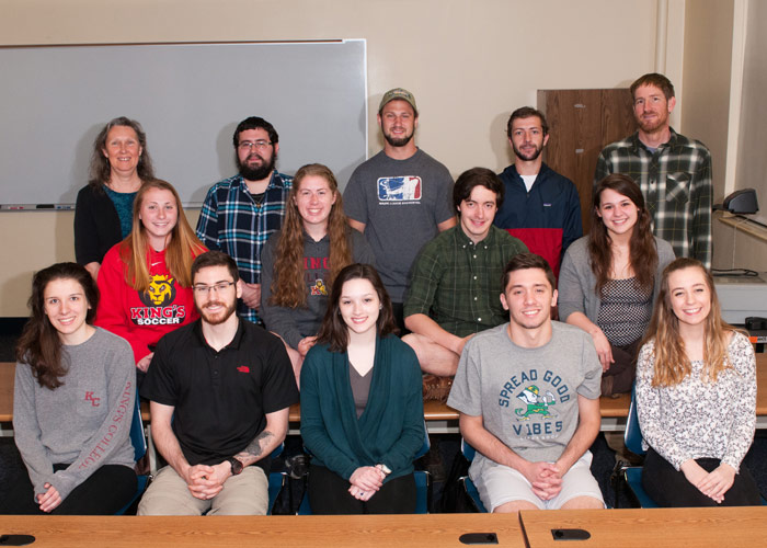 King's students participate in short-term study abroad experience to Amazon Rain Forest