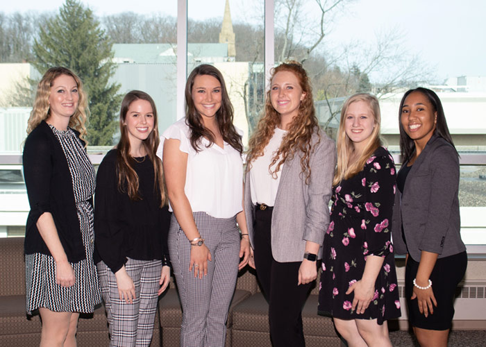 Seven Students Inducted To King's Chapter of International Psychology Honor Society