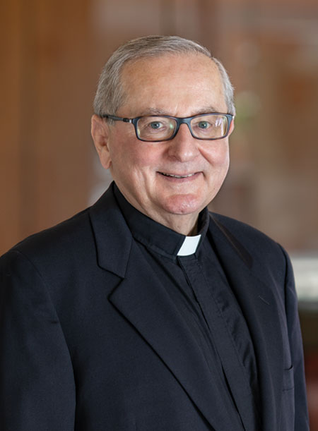 Rev. John J. Ryan, C.S.C., Ph.D.