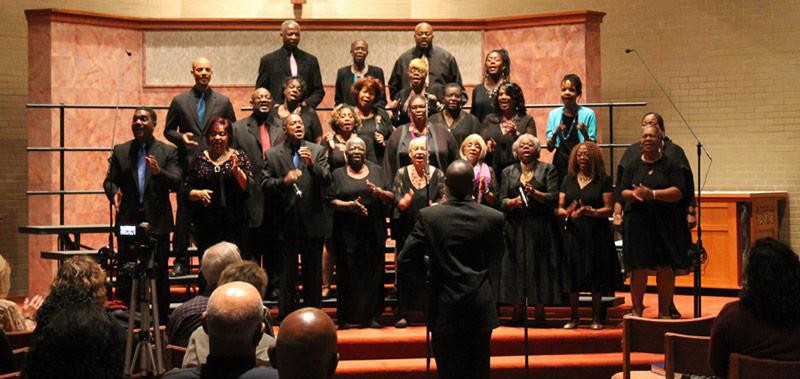 Annual Visit of St. Bernardine Gospel Choir Scheduled at King's Oct. 26-27