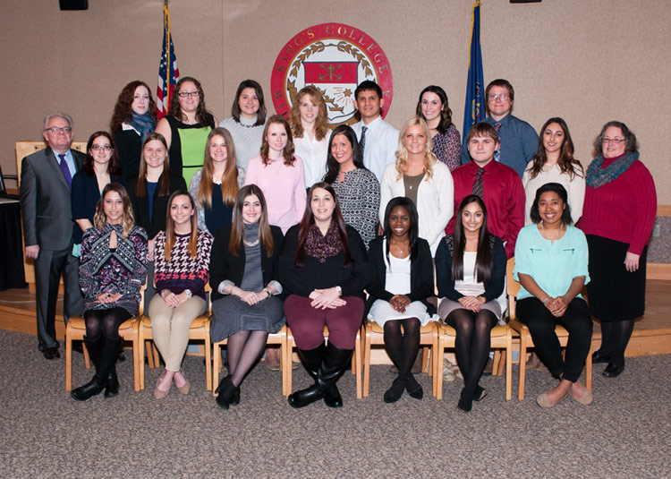22 King's Education Program Participants Begin Student Teaching