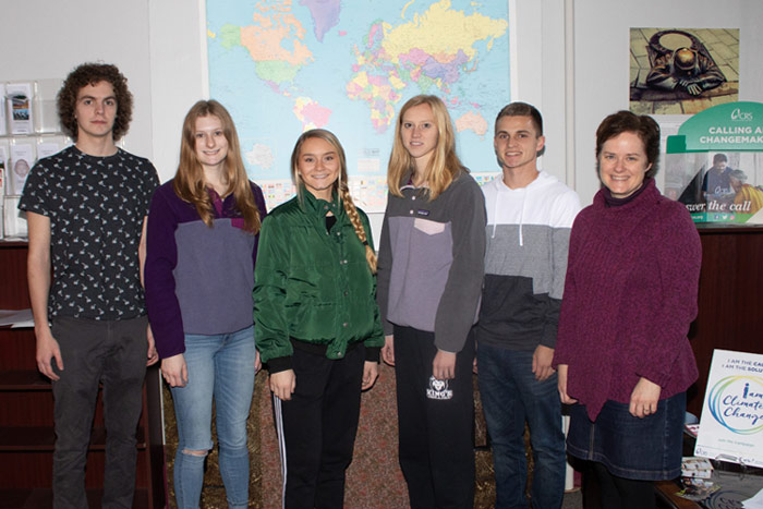 Six King's College Students to Study Abroad During Spring Semester