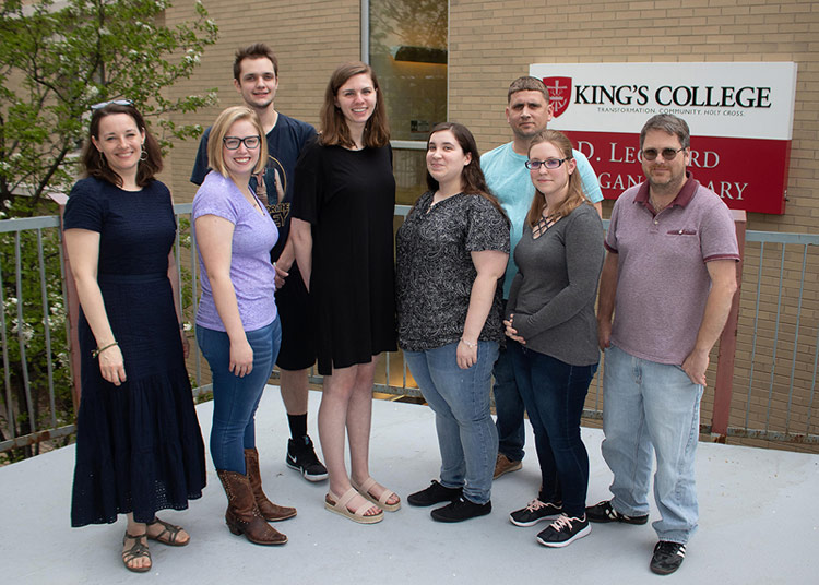 Seven King's Students Will Participate in Intensive Study Abroad Experience to Former Yugoslavia
