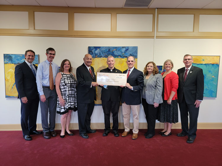 King's College Awarded $300,000 Grant Through AllOne Foundation