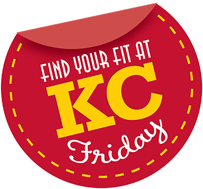 Find your fit at KC Fridays