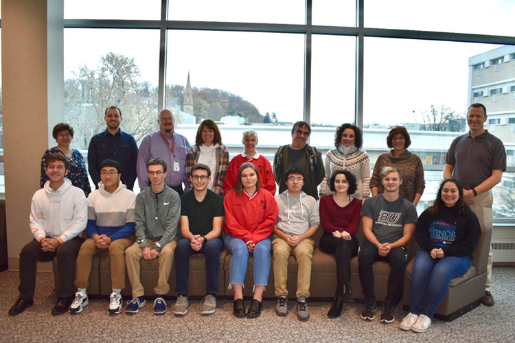 King's College Mathematics Department Hosts 5th Annual Competition