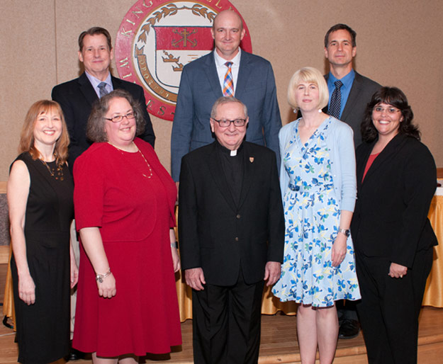Five King's faculty receive teaching awards