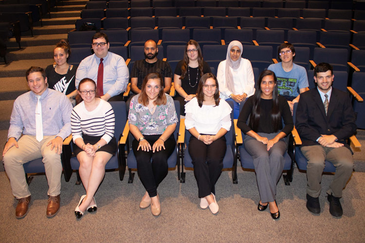 Thirty Four King's Students Interning During Fall Semester