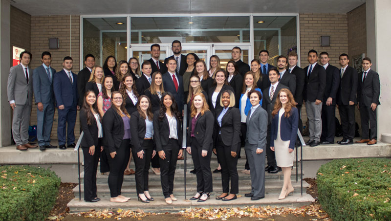 King's Students Participate in Annual Washington, D.C., Career Day