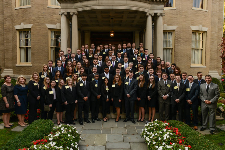 King's Students Attend Annual McGowan Business Forum; Records Set for Number of Attendees and Funds Raised at Leadership Award Dinner