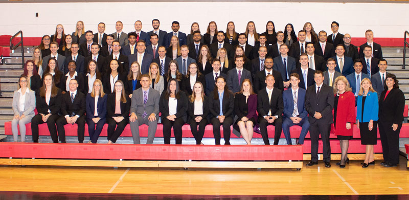 King's Students Attend Annual McGowan Business Forum in Philadelphia