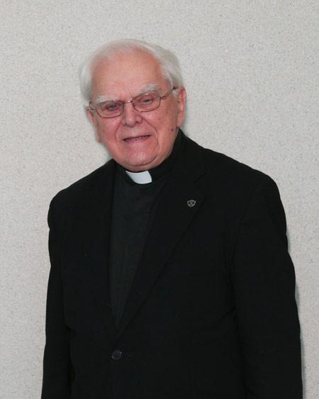 Rev. Charles Kociolek, C.S.C., 35 years
