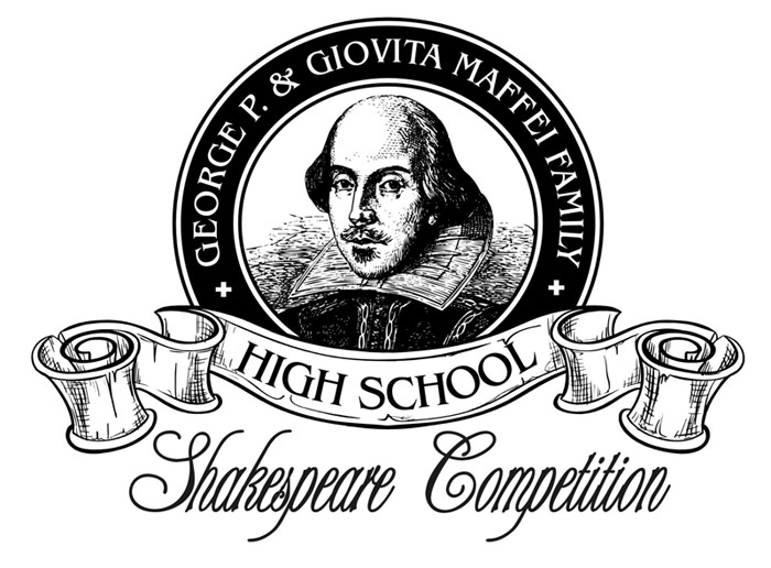 King's College Theatre Department will host the annual George P. and Giovita Maffei Family High School Shakespeare Competition on Saturday, April 28, and Sunday, April 29, in the George P. Maffei II Theatre.
