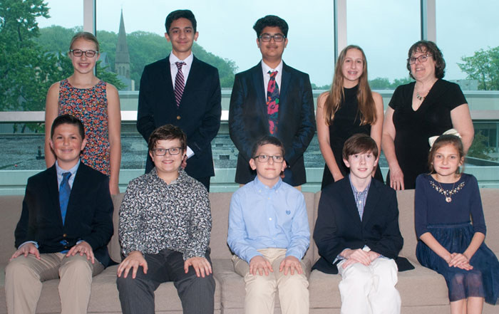 40 Spanish contest winners honored at King's
