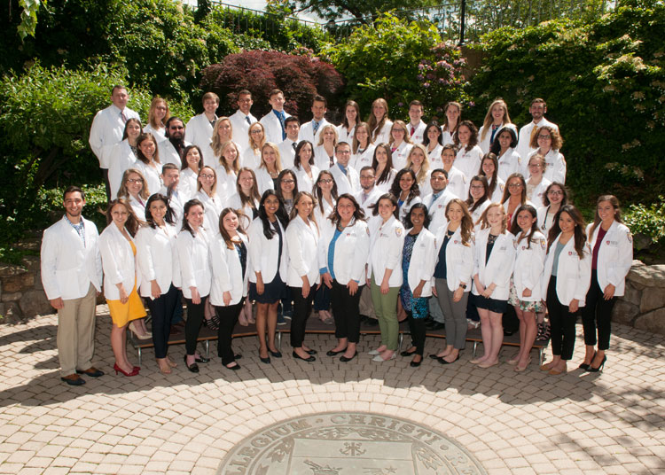 King's Physician Assistant Students Begin Rotations